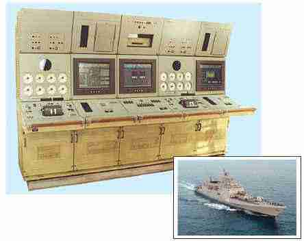Avrora JSC - Control systems for surface ships